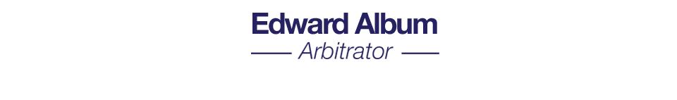 Edward Album Arbitrator